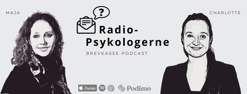 Brevkasse-podcast, Radiopsykologerne