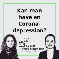 Kan man have en corona-depression?